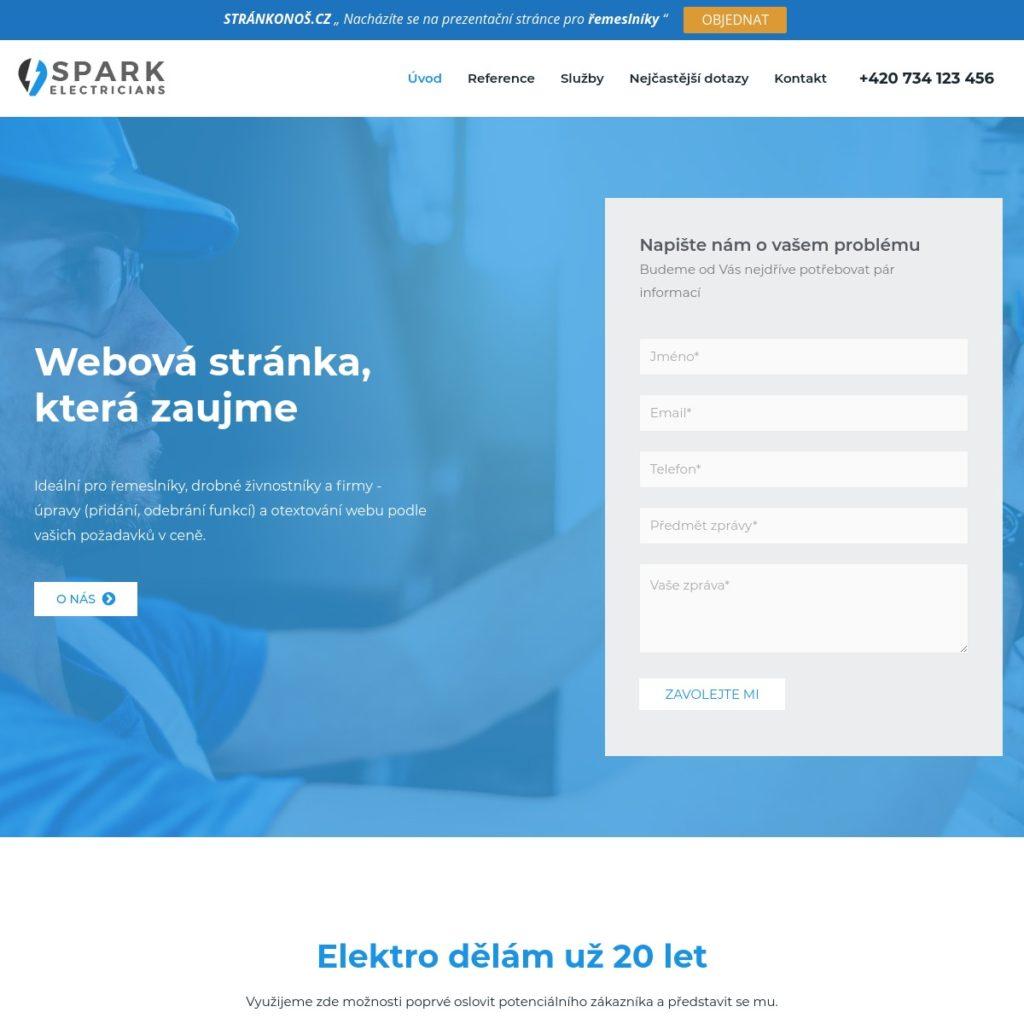Remeslnici - web pro řemeslníky