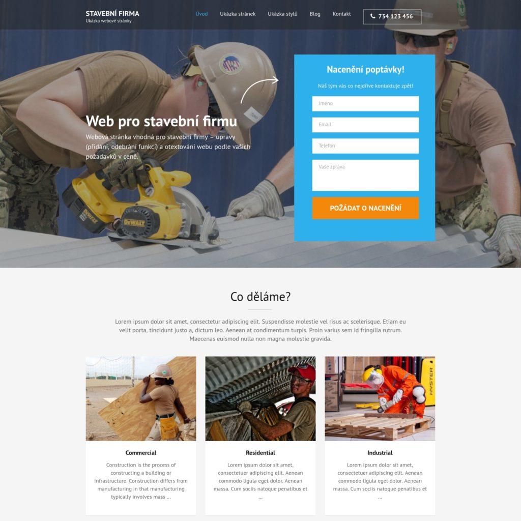 Stavební firma - web pro stavební firmy (1700x1700)