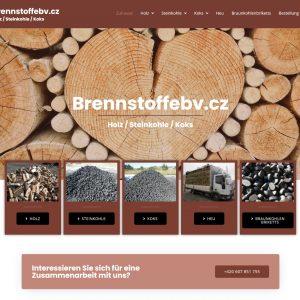 Brennstoffebv - prodej dřeva, uhlí...atd. (DE)