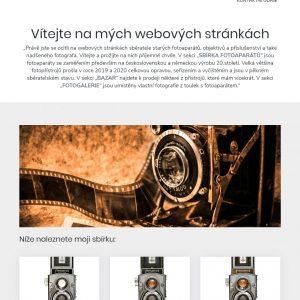 foto-imc.cz - katalog starých fotoaparátů