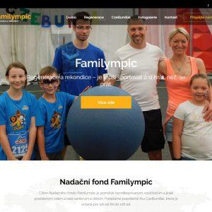 Nadační fond Familympic