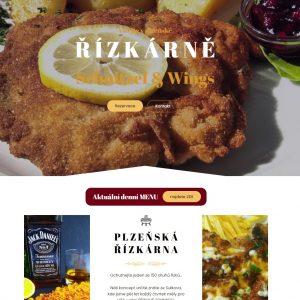 RizkyPlzen.cz - plzeňská řízkárna