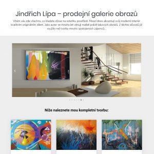 Prodejní galerie obrazů