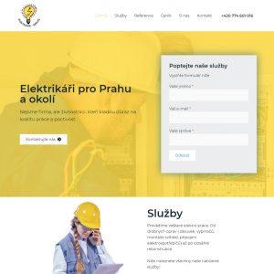 Elektrikáři Praha servis