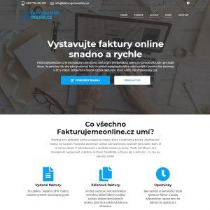 FakturujemeOnline.cz - fakturační nástroj