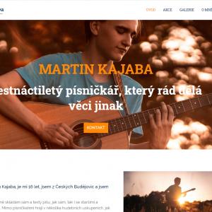 Martin Kajaba - hudebník