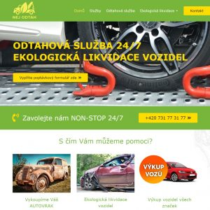 NejOdtah.cz - odtahová služba