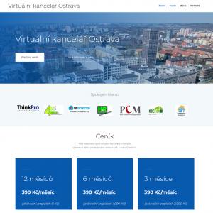 Virtuální kancelář Ostrava